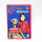レディス  E.T. 1982年ピアス デッドストック E.T.サイン B