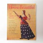 ホーム系マガジン  ヴィンテージマガジン House Beautiful 1965年2月号