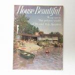 ホーム系マガジン  ヴィンテージマガジン House Beautiful 1958年8月号