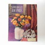 ホーム系マガジン  ヴィンテージマガジン American Home 1950年1月号