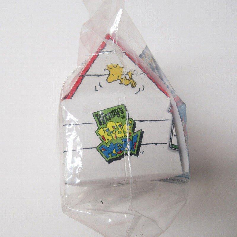 スヌーピー ウェンディーズ ピーナッツ50周年記念トイ #5 パズル デッドストック【画像5】