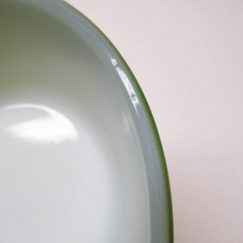 ファイヤーキング グリーングラデーション サラダボウル B【画像8】