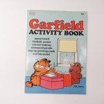 ガーフィールド  ガーフィールド 1982年 Activityブック