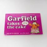 ガーフィールド  ガーフィールド 1980年代~90年前半 コミックブック Garfield takes the cake