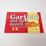 ガーフィールド  ガーフィールド 1980年代~90年前半 コミックブック Garfield out to lunch