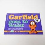 ガーフィールド  ガーフィールド 1980年代~90年前半 コミックブック Garfield goes to waist