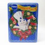 ドウボーイ クリスマスTIN缶 1999年 Happy Holidays