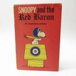 トイ&ホビー  スヌーピーコミックブック Red Baron