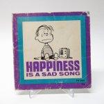 トイ&ホビー  スヌーピーコミックブック Happiness is a sad song
