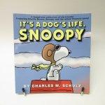 トイ&ホビー  スヌーピーコミックブック It's a dog's life, Snoopy