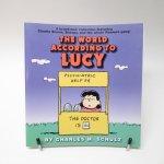 トイ&ホビー  スヌーピーコミックブック The World According to Lucy