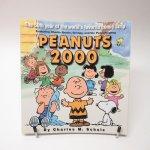 トイ&ホビー  スヌーピーコミックブック Peanuts 2000 ピーナッツ50周年記念