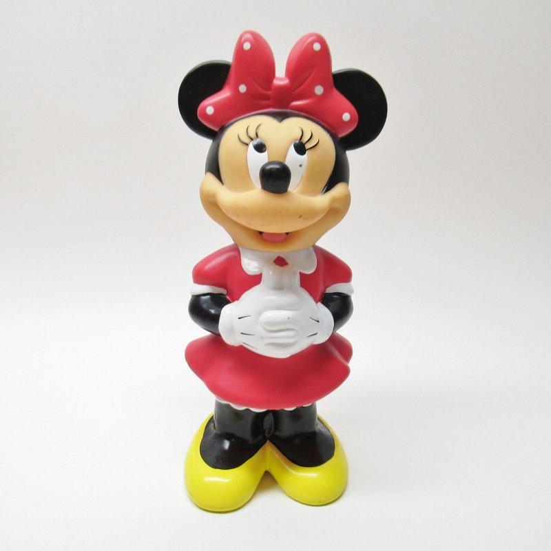 ミッキーマウスと仲間たち ミニー プラスチック製ドリンクボトル