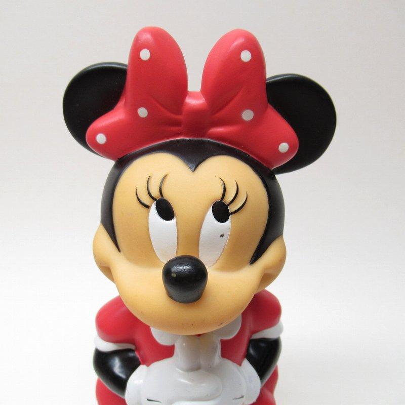 ミッキーマウスと仲間たち ミニー プラスチック製ドリンクボトル【画像2】
