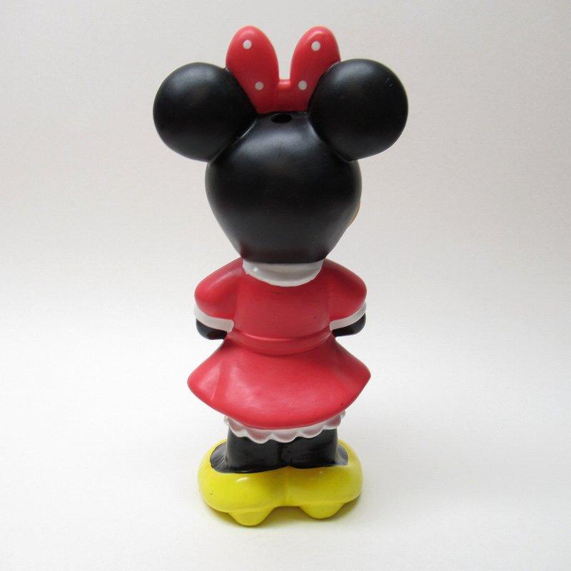 ミッキーマウスと仲間たち ミニー プラスチック製ドリンクボトル【画像5】