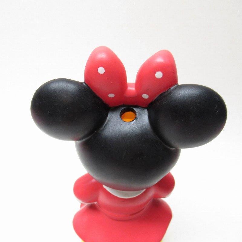 ミッキーマウスと仲間たち ミニー プラスチック製ドリンクボトル【画像6】