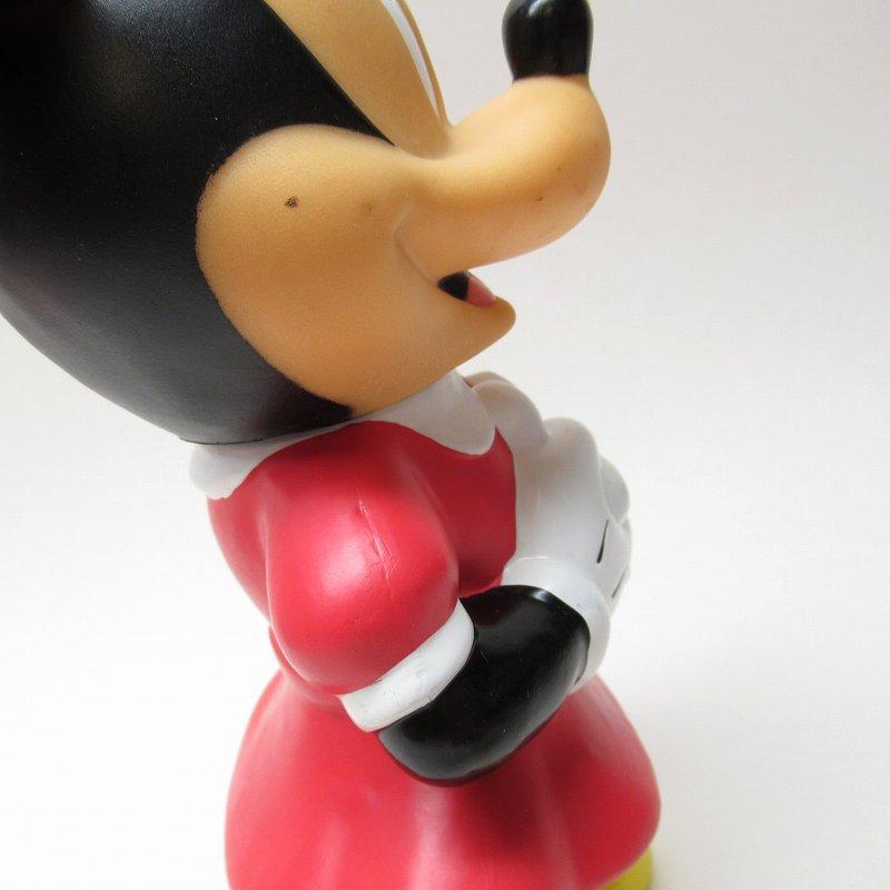 ミッキーマウスと仲間たち ミニー プラスチック製ドリンクボトル【画像8】