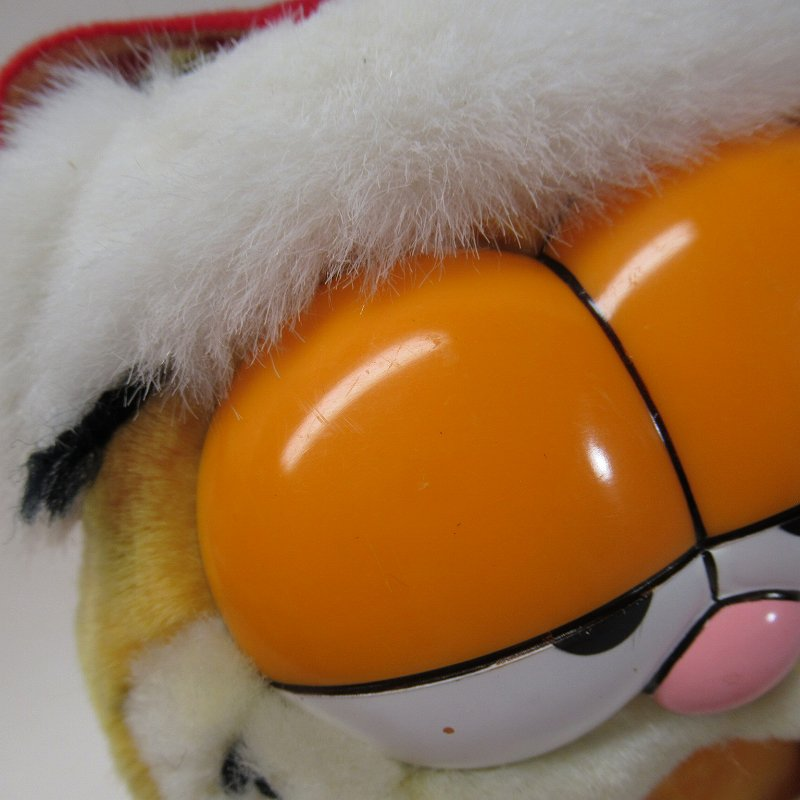 ガーフィールド DAKIN社 1980年代 クリスマス ウィッシュリスト 紙タグ付き【画像3】