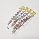 定規&メジャリングテープ  マクドナルド 1982年 米国プラスチック製 6インチ定規 Ruler Coaster