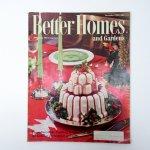 ホーム系マガジン  ヴィンテージマガジン Better Homes 1959年12月号 クリスマス号 パイレックス広告入り
