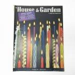 ホーム系マガジン  ヴィンテージマガジン House & Garden 1941年12月号 クリスマス号