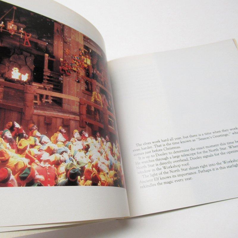 【大量入荷につきご奉仕価格】マクドナルド 1985年 クリスマス THE ELVES AT THE TOP OF THE WORLD ムービーブック【画像11】
