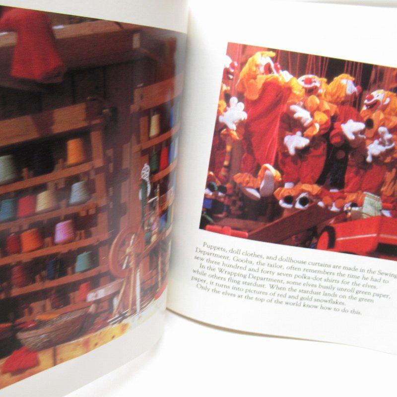 【大量入荷につきご奉仕価格】マクドナルド 1985年 クリスマス THE ELVES AT THE TOP OF THE WORLD ムービーブック【画像12】