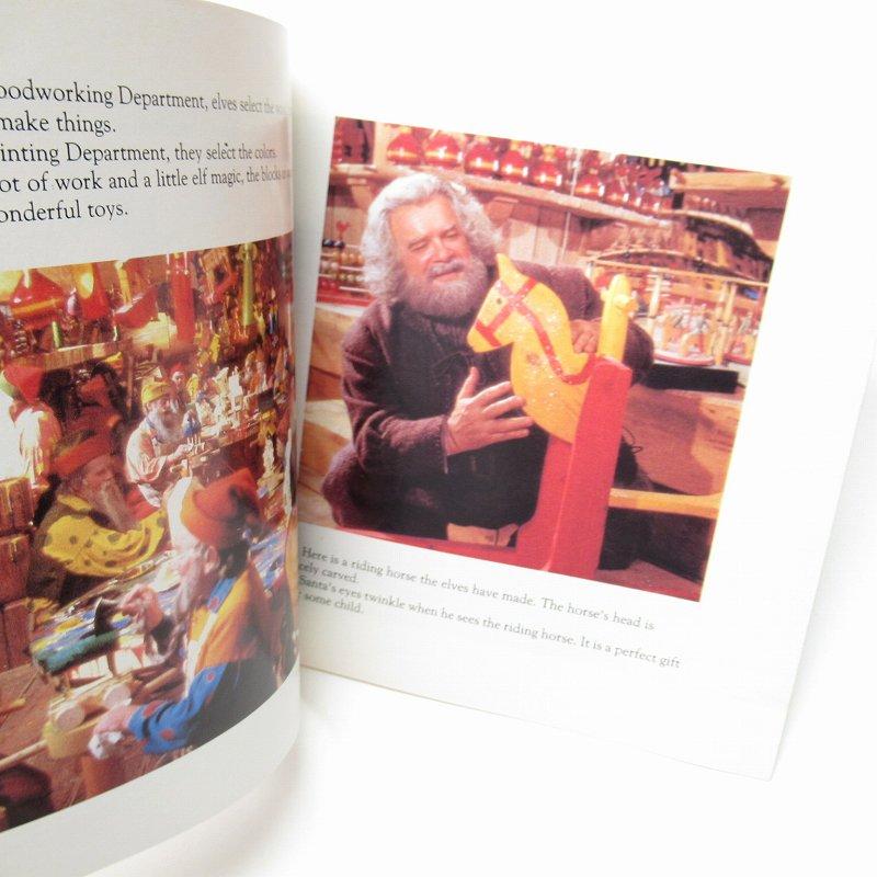 【大量入荷につきご奉仕価格】マクドナルド 1985年 クリスマス THE ELVES AT THE TOP OF THE WORLD ムービーブック【画像13】