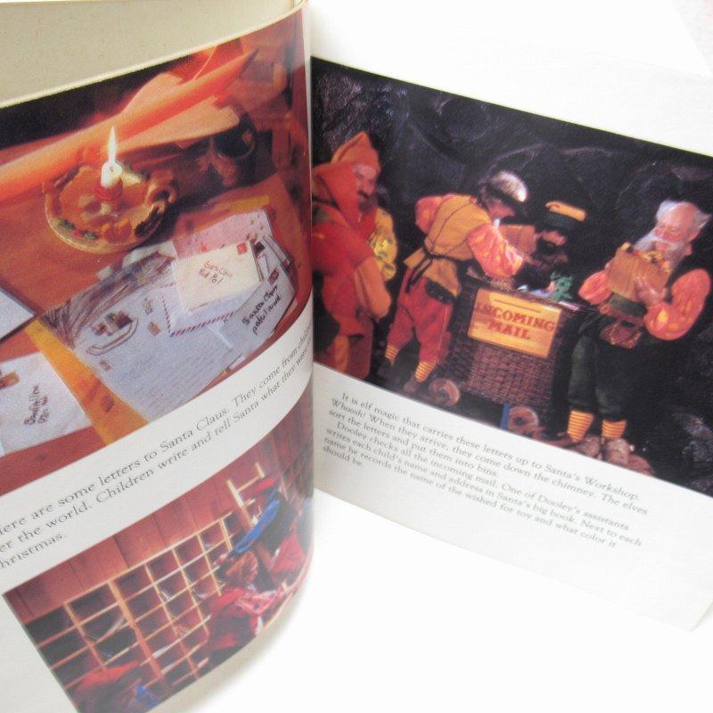 【大量入荷につきご奉仕価格】マクドナルド 1985年 クリスマス THE ELVES AT THE TOP OF THE WORLD ムービーブック【画像15】