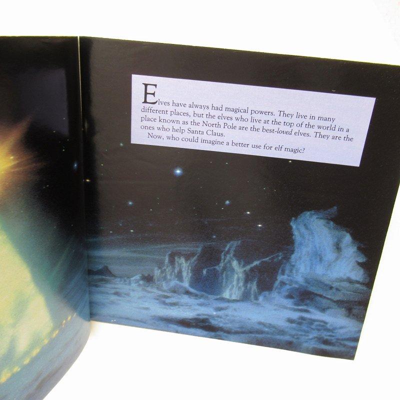 【大量入荷につきご奉仕価格】マクドナルド 1985年 クリスマス THE ELVES AT THE TOP OF THE WORLD ムービーブック【画像16】