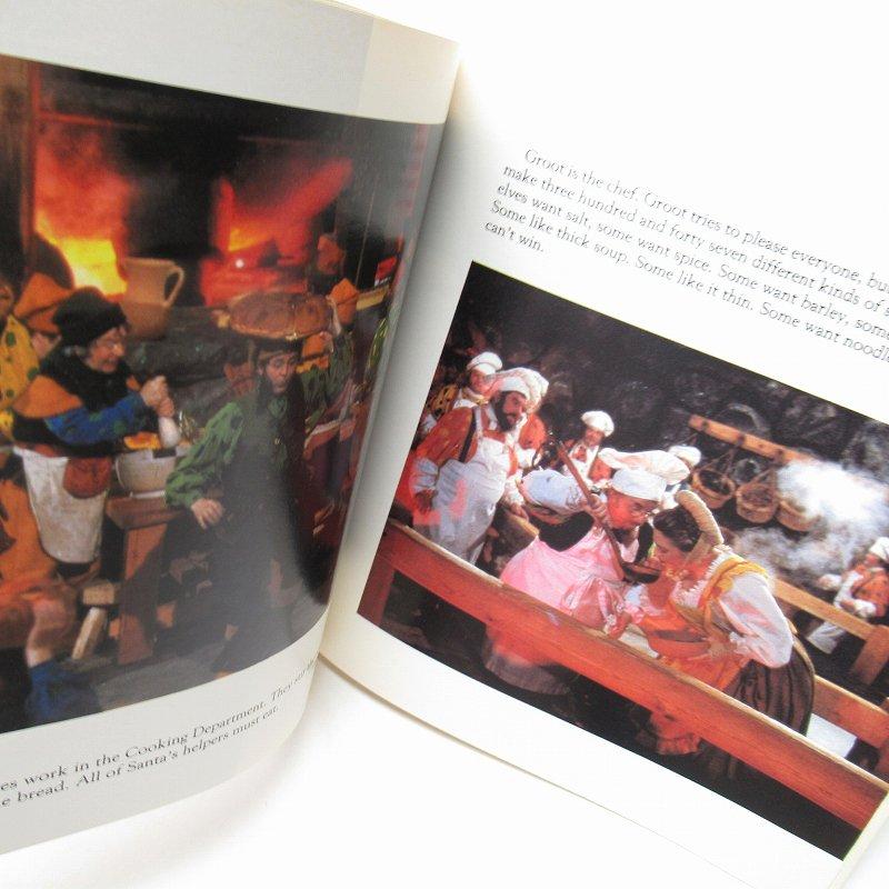 【大量入荷につきご奉仕価格】マクドナルド 1985年 クリスマス THE ELVES AT THE TOP OF THE WORLD ムービーブック【画像9】