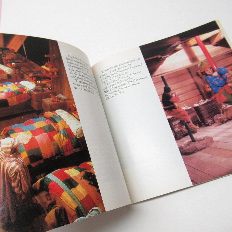 【大量入荷につきご奉仕価格】マクドナルド 1985年 クリスマス THE ELVES AT THE TOP OF THE WORLD ムービーブック【画像10】