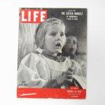 マガジン  ライフマガジン LIFE誌 1951年 3月26日号 ミスターピーナッツ広告有