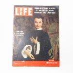 LIFE  ライフマガジン LIFE誌 1956年 2月20日号