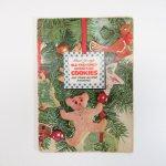 その他  ヴィンテージレシピブック ミッドセンチュリー アントジェニー社 クリスマスクッキー
