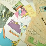 チケット、スコアパッドなどの紙物・紙モノ雑貨  紙ものセット KIDS A
