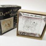 キッチン  デニスザメナス わんぱくデニス オリジナルボックス入りコースター16枚セット