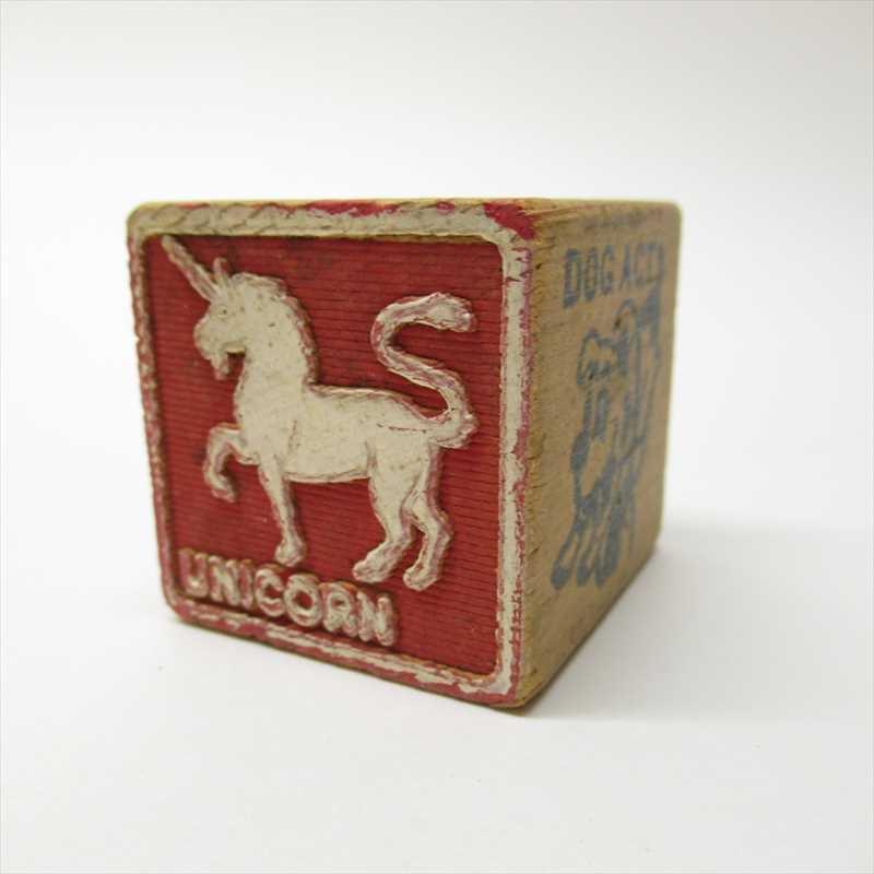 ウッドブロック Unicorn A