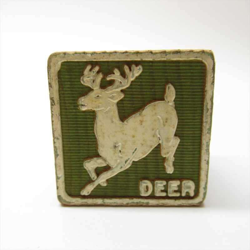 ウッドブロック Deer【画像2】