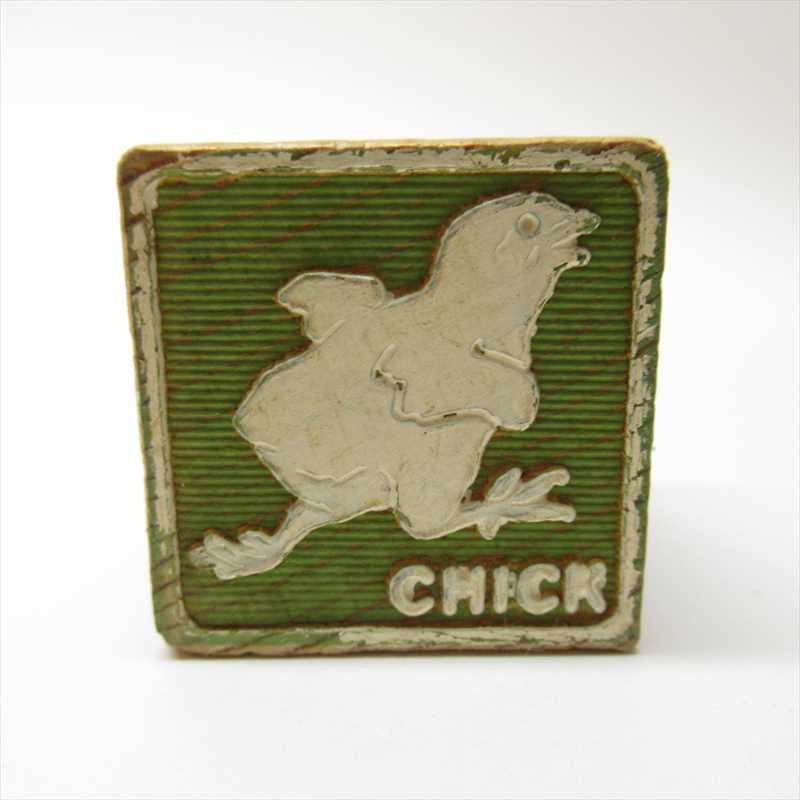 ウッドブロック Chick A【画像2】