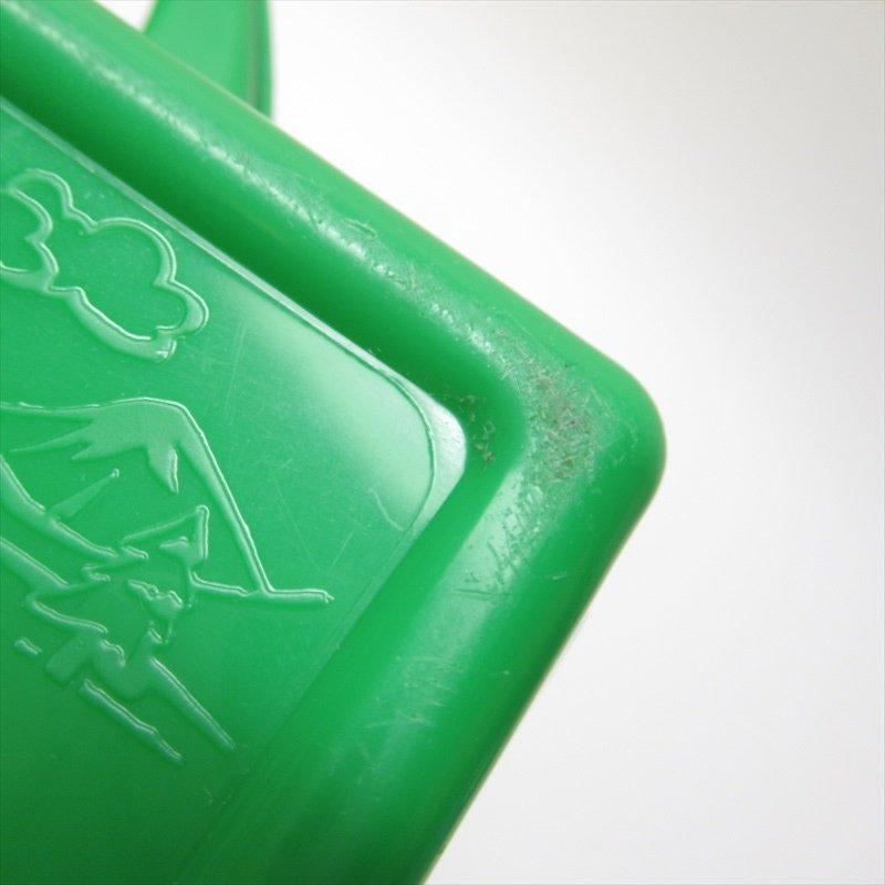 マクドナルド 1988年ランチボックス 緑 シール付 A【画像11】