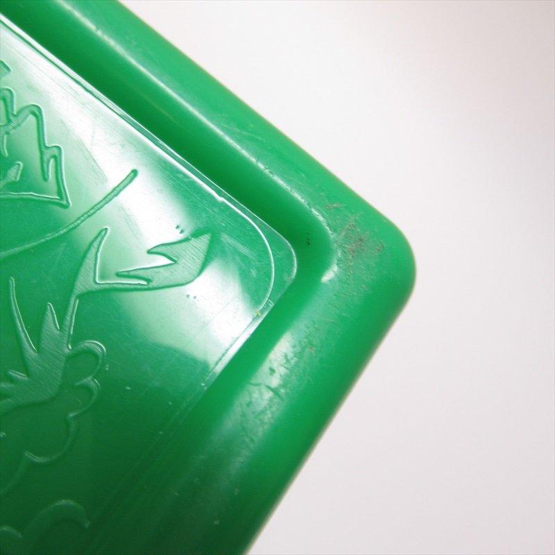 マクドナルド 1988年ランチボックス 緑 シール付 A【画像13】