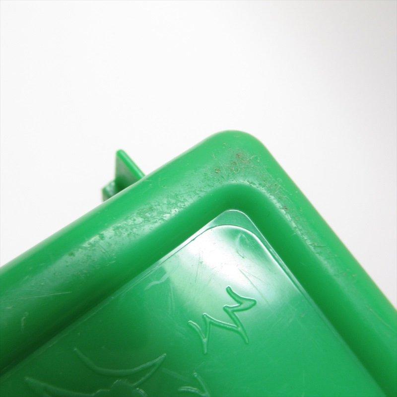 マクドナルド 1988年ランチボックス 緑 シール付 A【画像14】