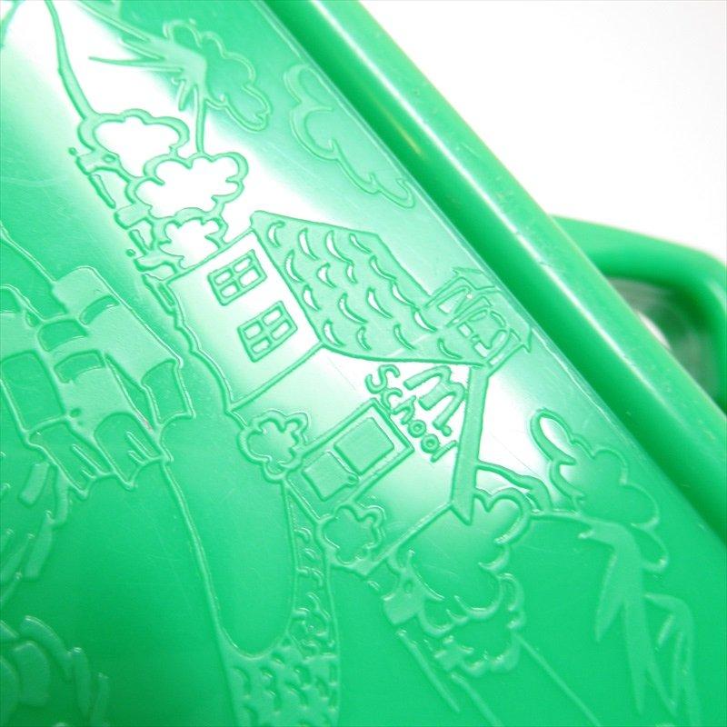 マクドナルド 1988年ランチボックス 緑 シール付 A【画像20】
