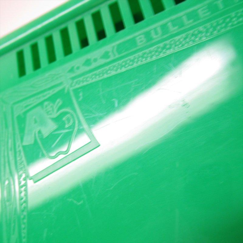 マクドナルド 1988年ランチボックス 緑 シール付 A【画像29】