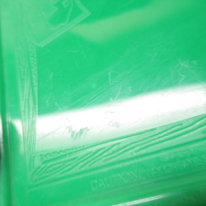 マクドナルド 1988年ランチボックス 緑 シール付 A【画像30】