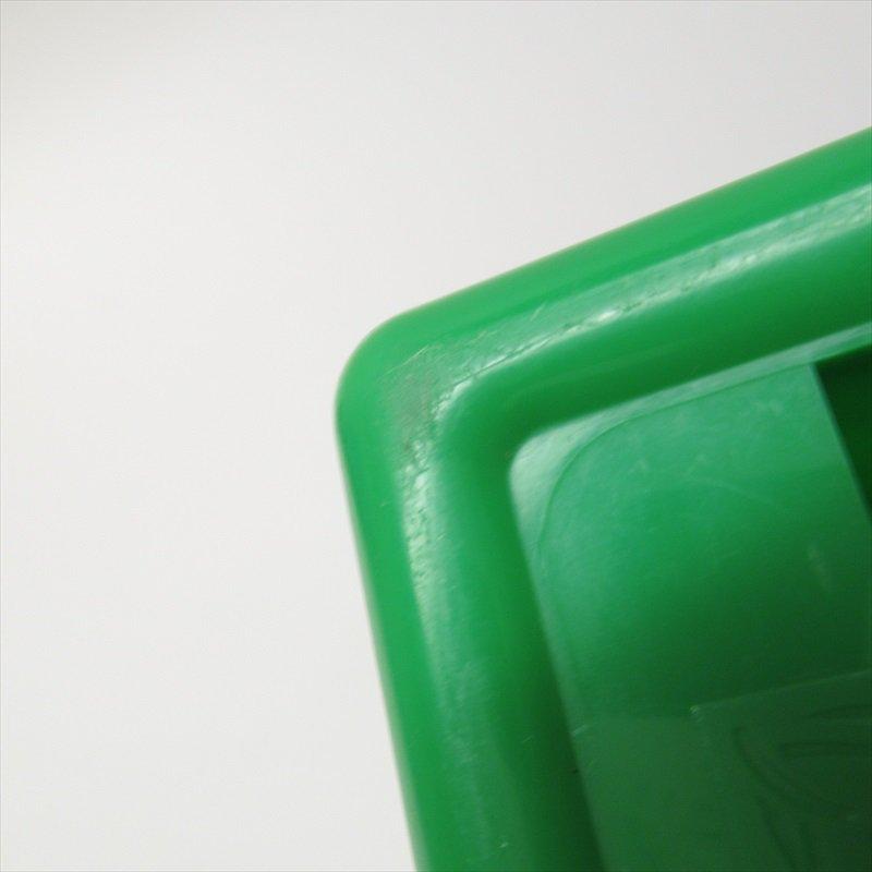 マクドナルド 1988年ランチボックス 緑 シール付 A【画像33】