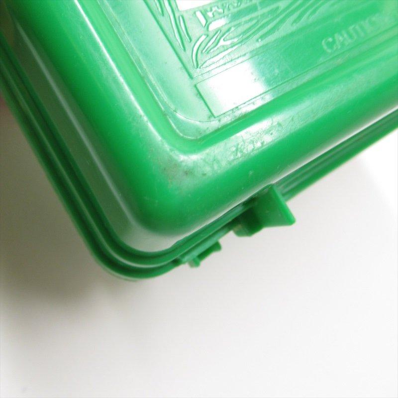 マクドナルド 1988年ランチボックス 緑 シール付 A【画像34】