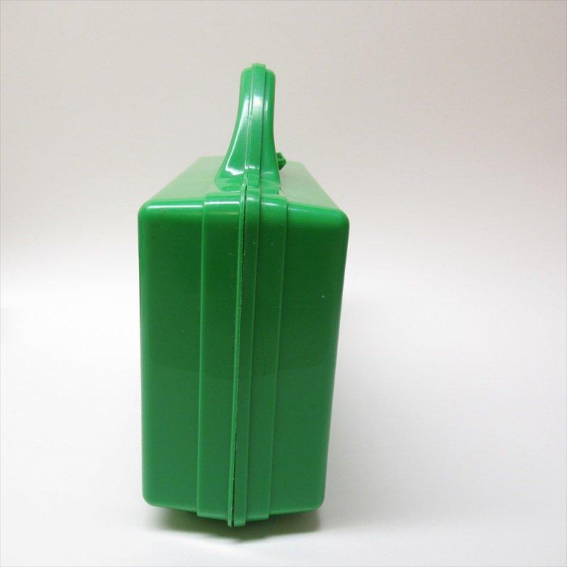 マクドナルド 1988年ランチボックス 緑 シール付 A【画像5】