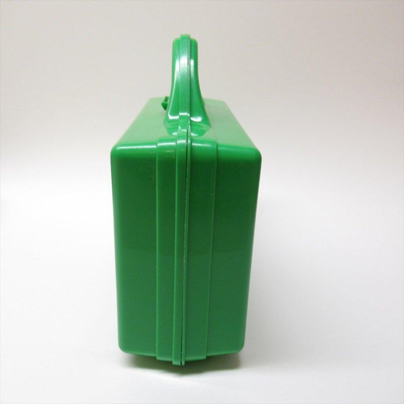 マクドナルド 1988年ランチボックス 緑 シール付 A【画像7】